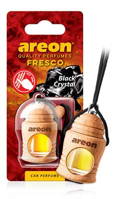 АРОМАТИЗАТОР AREON FRESCO BLACK CRYSTAL FRTN-17