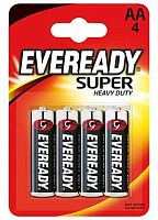 БАТАРЕЙКА ENERGIZER EVEREADY SUPER R6 4ШТ.