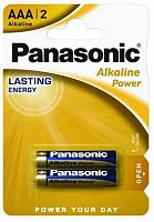 !БАТАРЕЙКА PANASONIC LR03 ALKALINE POWER 2ШТ