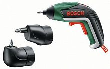 ШУРУПОВЁРТ BOSCH IXO FULL PACK