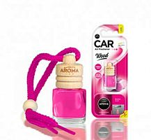 АРОМАТИЗАТОР AROMA CAR WOOD BUBBLE GUM 92715